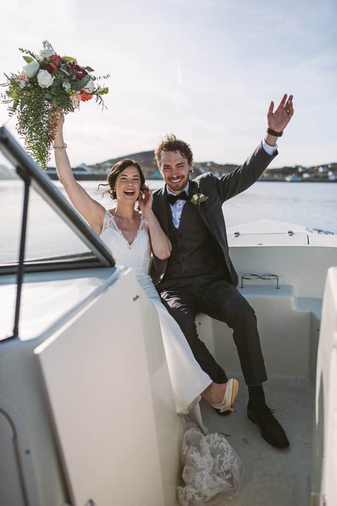 newfoundland wedding photographers