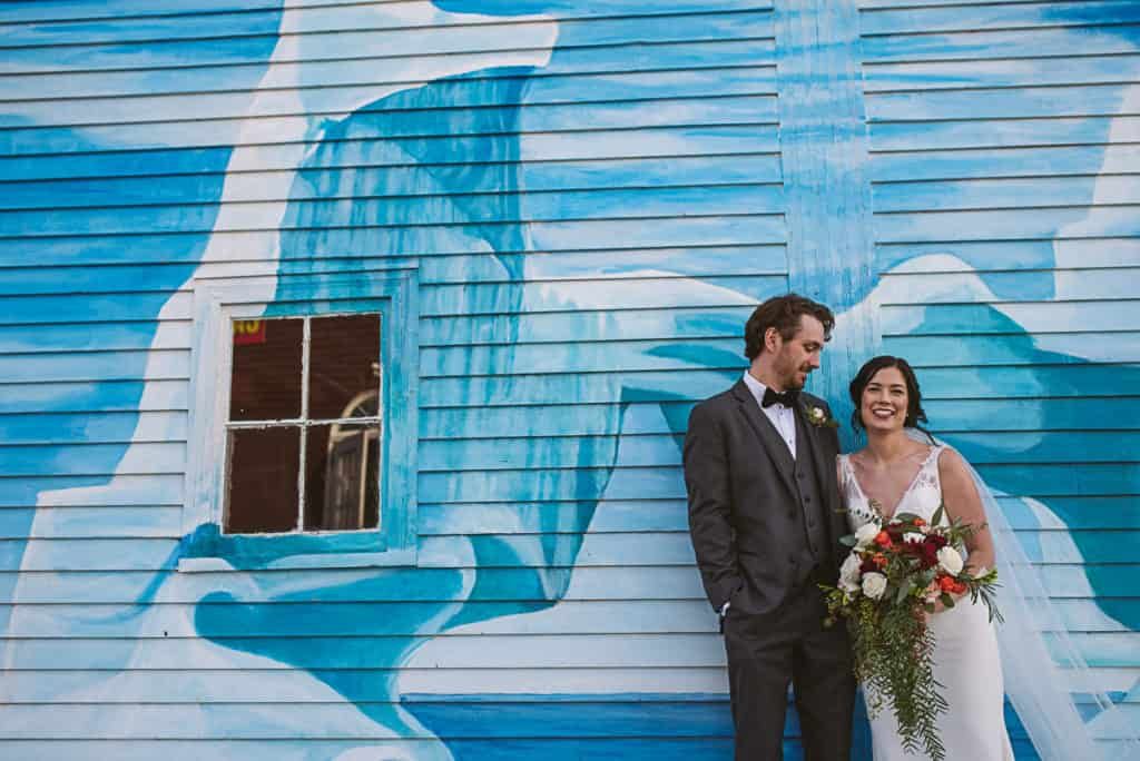 twillingate wedding photos