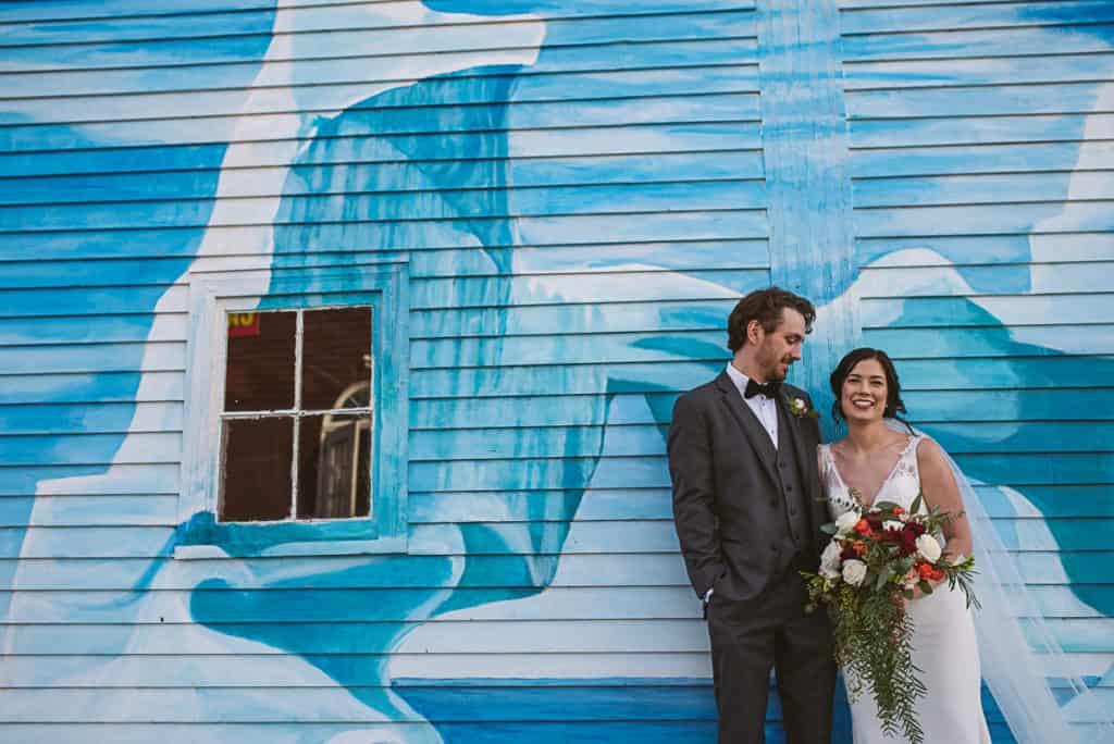 twillingate wedding photos