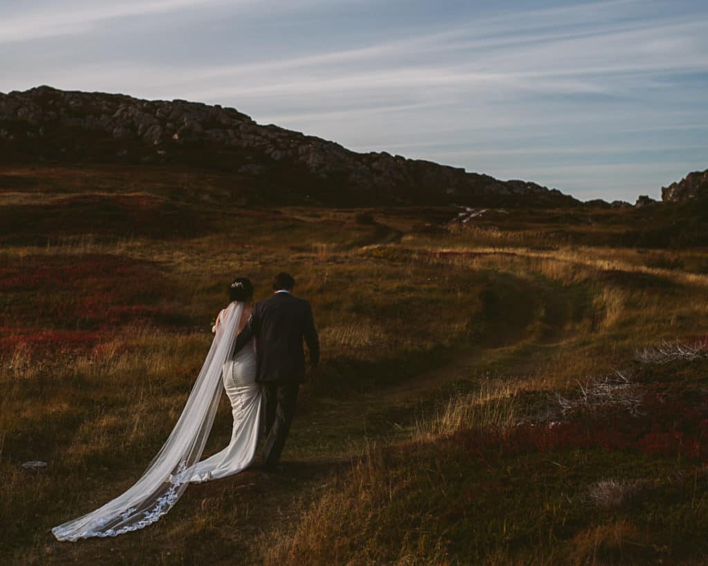 newfoundland wedding photos fall