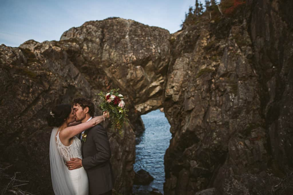 newfoundland wedding photographer
