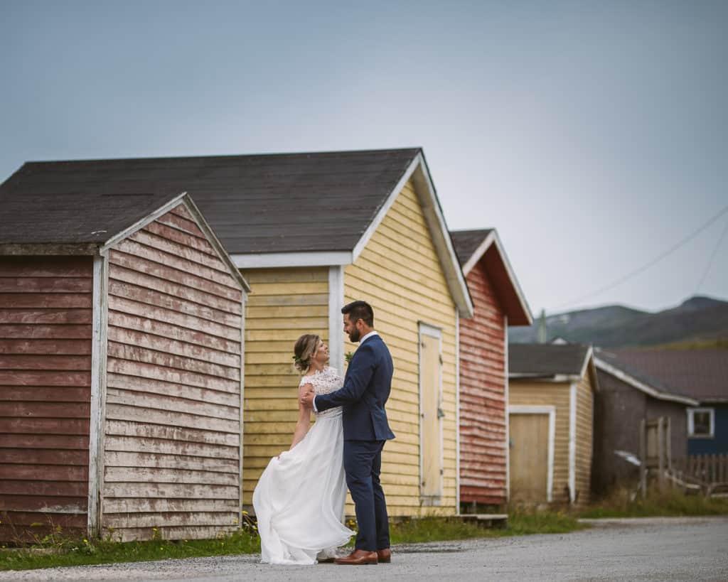 wedding photos gros morne park
