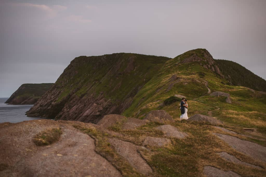 Torbay Point Wedding